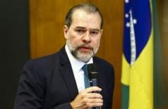 Presidente do STF fala em retorno gradual de trabalhadores (Foto: Marcello Camargo/Agência Brasil)