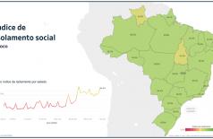64,3% é a média referente aos 79 municípios, e no índice nacional foi de 66,6%