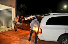 O crime aconteceu na noite de ontem em Costa Rica - Foto: MS Todo Dia