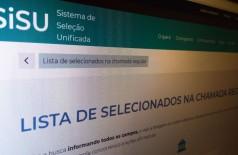 Termina prazo para instituições de ensino superior aderirem ao Sisu (Foto: Arquivo/Agência Brasil)