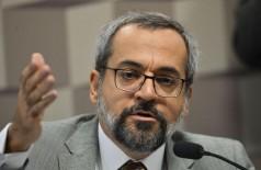 Deputada quer ser desbloqueada em rede social do ministro da Educação, Abraham Weintraub (Foto: Marcelo Camargo/Agência Brasil)