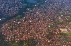 Orçamento de Dourados aprovado para este ano é de R$ 1,1 bilhão (Foto: Aviação Regional Dourados)