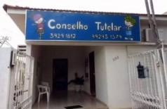 Fachada do prédio do Conselho Tutelar, em Três Lagoas (Foto: Rádio Caçula)