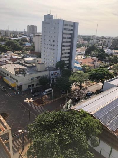 Temperatura mínima desta quinta-feira foi a segunda menor do ano em Dourados (Foto: Vinicius Araújo/94FM)