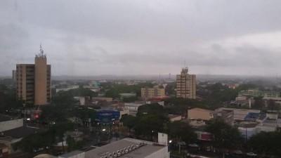 Após dias nublados e frios, Dourados deve ter sol e calor na próxima semana (Foto: 94FM)