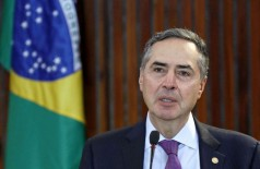 Ministro Luís Roberto Barroso (Foto: Roberto Jayme/ASCOM/TSE)