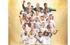 Foto: reprodução/Twitter: Real Madrid C.F.