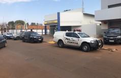 Um milhão de reais foi roubado de BB - Foto: Rony - Alvorada Informa