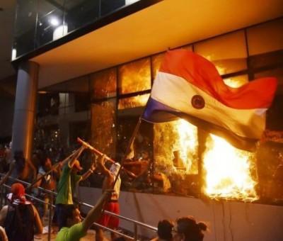O Paraguai teve, até ontem, 46 mortes por coronavírus. Foto: divulgação/WhatsApp