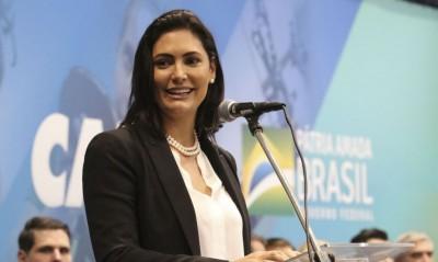 Michelle será acompanhada pela equipe médica da presidência (Foto: Rovena Rosa/Agência Brasil)