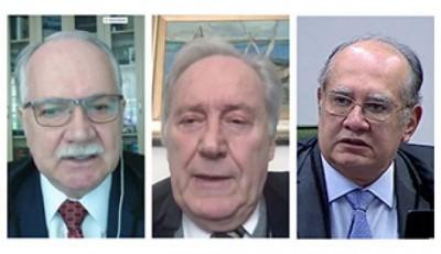 Turma também determinou a retirada do termo de colaboração de Antônio Palocci do processo em que se apura o recebimento de propina da Odebrecht (Foto: Divulgação/STF)