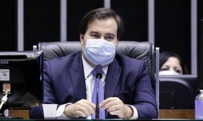 Presidente da Câmara dos Deputados informou que líderes partidários atuam para que veto seja mantido (Foto: Najara Araujo/Câmara dos Deputados)
