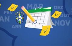 Cronograma da Seleção pode desfalcar times em 18 rodadas da Série A (Lucas Figueiredo/CBF/Direitos Reservados)