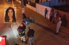 Jovem morreu antes da chegada do socorro - Foto: Sidnei Bronka