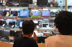Isolamento e quarentena impulsionaram formas digitais de comércio (Foto: Marcello Casal Jr./Agência Brasil)
