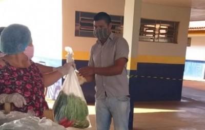 MPE informou na semana passada que a prefeitura retomou distribuição dos kits (Foto: Divulgação/MPE-MS)