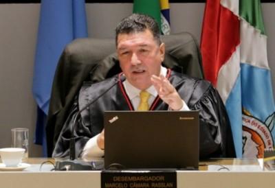 Desembargador Marcelo Câmara Rasslan foi o relator do recurso (Foto: Divulgação/TJ-MS)