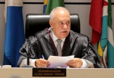 Desembargador Julizar Barbosa Trindade foi o relator (Foto: Divulgação/TJ-MS)