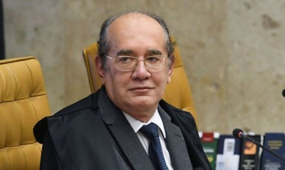 Ministro participou de evento virtual promovido pelo portal Conjur (Foto: Carlos Moura/SCO/STF)