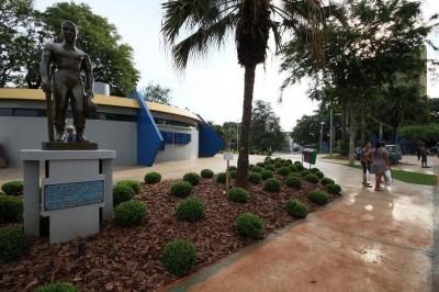 Praça Antônio João será um dos locais a ter internet gratuita - Foto: Arquivo