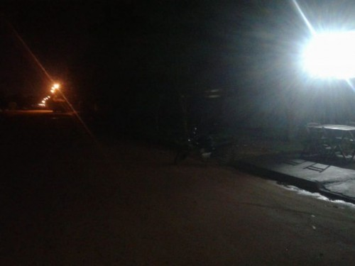Moradores de Dourados reclamam que falta de iluminação pública tem prejudicado comércio local