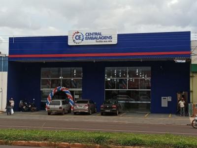 Central Embalagens inaugura unidade em Dourados