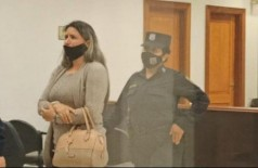 Luzinei Diana Maciel, condenada a sete anos por tráfico de drogas - Foto: Reproduçãoão