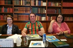 Foto: Jair Bolsonaro/Facebook