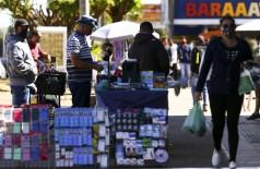 A avaliação sobre a economia foi o componente com maior alta: 11,3% (Foto: Marcelo Camargo/Agência Brasil)