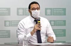 Julio Croda é infectologista - Foto: Portal do MS