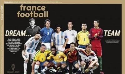 Foto: Reprodução Twitter/ France Football