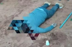 Um dos homens morreu no local - Foto: Divulgação