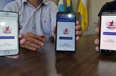 Diretor do Procon discorreu sobre novo link para equipe do Gabinete da prefeitura - Foto: Divulgação