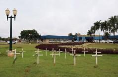 Mais de 280 pessoas morreram por Covid-19 em Dourados (Foto: A. Frota)