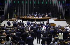 Eleição foi adiada duas vezes e só aconteceu depois de acordo (Foto: Michel Jesus/Câmara dos Deputados)