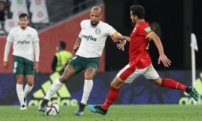 Verdão é primeiro time sul-americano a encerrar torneio fora do pódio (Foto: © Cesar Greco/Palmeiras)