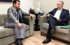 Marçal Filho pediu recursos à saúde para o governador Reinaldo (Foto: Divulgação)