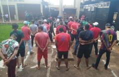 Ao todo, Guarda Municipal realizou 522 procedimentos, entre rondas, registro de ocorrências e apoio as forças policiais (Foto: Divulgação/Prefeitura de Dourados)