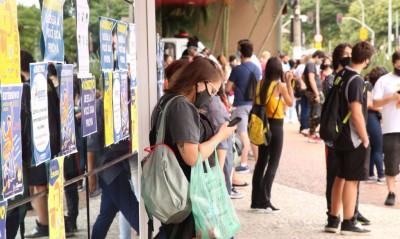Exame será feito para quem teve prova cancelada por covid-19 (Foto: Rovena Rosa/Agência Brasil)