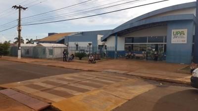UPA e Hospital da Vida são administradas pela Funsaud (Foto: Arquivo)