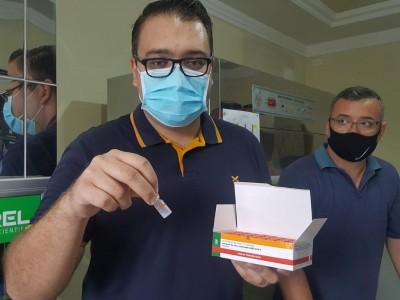 Prefeito mandou contingenciar R$ 20 milhões da Secretaria Municipal de Saúde (Foto: Divulgação/Prefeitura)