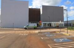 A unidade tem mais de 7 mil metros quadrados, distribuídos em três pavimentos