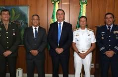 Foto: Reprodução Facebook/Jair Bolsonaro