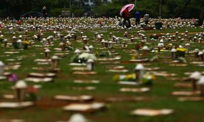 Entre 2019 e 2020 houve aumento de 8,3% no registro de mortes no país (Foto:  Marcello Casal Jr./Agência Brasil)