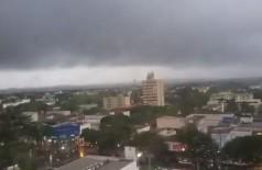Dourados registrou 10.9 milímetros de chuva nesta sexta-feira (Foto: 94FM)