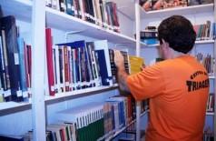 Com a normativa, será possível remanejar os livros entre os acervos das unidades penais do estado (Foto: Divulgação/Agepen)