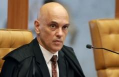Segundo o ministro Alexandre de Moraes, o juízo da 7ª Vara Federal Criminal do Rio de Janeiro não tem competência para processar e julgar a ação (Foto: Divulgação/STF)