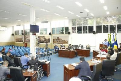 Câmara de Dourados é alvo de ação civil pública que pede corte de nomeados e novo concurso público (Foto: Divulgação)