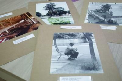 Imagens representam parte da história de Dourados. Foto: Assecom
