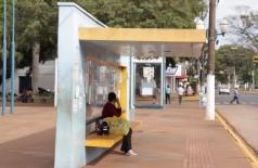 As linhas e os pontos serão catalogados por meio de fotos e o aplicativo CittaMobi está sendo utilizado em tempo real (Foto: Divulgação/Prefeitura de Dourados)